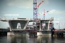 Vidéo Dodin Campenon Bernard- Doublement du Pont sur le Wouri