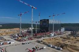 Vidéo Dodin Campenon Bernard- Survol du projet ITER - 10.2016