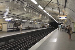 Vidéo Dodin Campenon Bernard - Prolongation du métro ligne 12